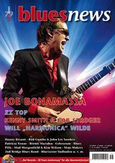 "Blues News 79/2014  ""Joe Bonamassa"""
