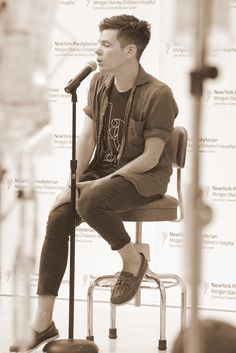 Nate Ruess from FUN!