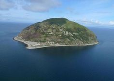 Build a Bond-style lair: Ailsa Craig island and cottages on the outer Firth of Craig, Scotland for sale (updated)