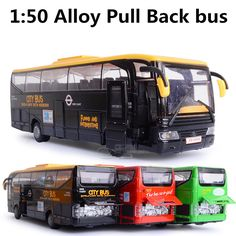 1:30 alloy model bus, metal diecasts, toy vehicles, pull back & flashing & musical, high simulation tourist bus, free shipping