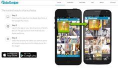CompuTekni: FotoSwipe, para compartir fotos y vídeos de forma sencilla entre dispositivos móviles