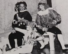 "Tom Hanks plays a Shakespearean Jester in the 1974 Skyline High School production of ""Twelfth Night"". High School Pictures, Class Pictures, Yearbook Pictures, High School Plays, In High School, Shakespeare Plays, William Shakespeare, Drama Class, High School Yearbook"