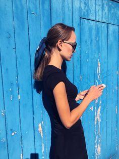 Feeling blue? So are we at Bianca Elgar and we love it! 🌈 #biancaelgar #sky #paint #blue #photoshoot #fashion #style #stylish #photooftheday #beautiful #pretty #iphoneonly