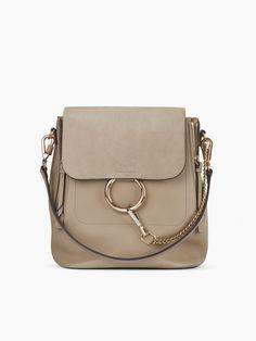 Chloé Faye Backpack, Women's Bags | Chloé Official Website | 3S1192HEU