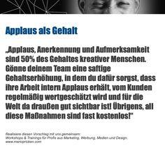 Eine von dreissig Spielregeln für Kreativteams in Agenturen & Marketingabteilungen ... Mario, Innovation Lab, Marketing, Product Engineering, Communication, Psychics