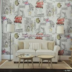 10 Gambar Wallpaper Dinding Terbaik Terbaik Dinding Kamar Tidur Romantis Kamar Anak