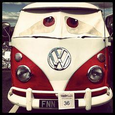 More VW Campervan eyes