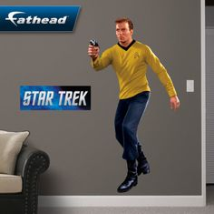 Fathead launches Star Trek collection