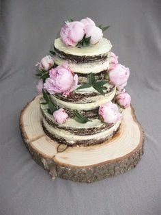 Meine Bunte Tortenwelt: Naked Cake Rustikal