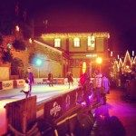 2012-12-22 17:53:04 - Mini ice-rink at Luxembourg's Clausen Christmas market