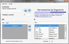 Descargar gratis HI Converter: Completo conversor de unidades de diferentes áreas | Banana-Soft.com