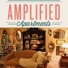 Check out the ForRent.com blog to see how one blogger achieved #holiday whim without sacrificing space in the newest #AmplifiedApts feature.