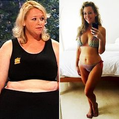 Wow!: Former 'The Biggest Loser Australia' Star Alison Braun Shares New Photo of 120-Pound Weight Loss