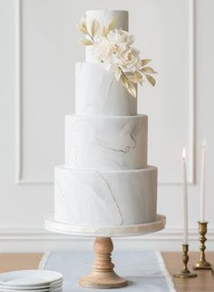 The Collection Gallery A Elizabeth Cakes Vancouver Wedding Cakes Elegant Wedding Cakes, Beautiful Wedding Cakes, Wedding Cake Designs, Wedding Cake Toppers, Beautiful Cakes, Wedding Themes, Cake Wedding, Elegant Cakes, Wedding Dresses