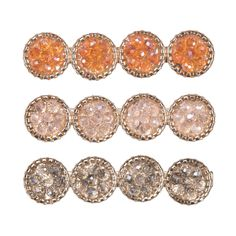 Oh the heat! Hop on the trend train and grab these rad hair clips. Perfect to elevate any outifit! These slides feature a faux gem stone cluster design and clip closure, size: U, colour: cream/grey/orange, 3 pack, category: fashion/accessories Druzy Ring, Lava, Hair Clips, Fashion Accessories, Train, Closure, Gemstones, Cream, Orange