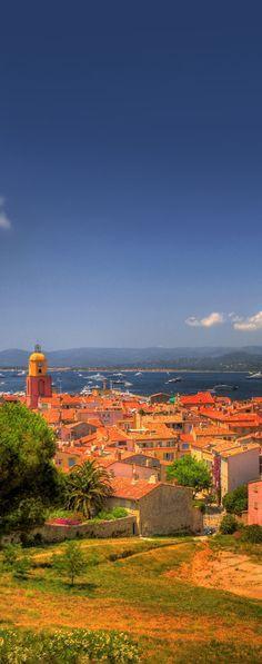 St Tropez . Cote d'Azur