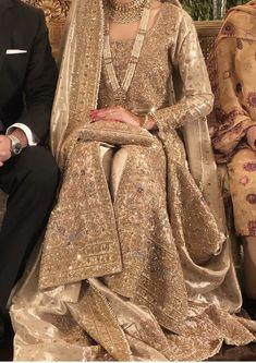 Asian Bridal Dresses, Pakistani Wedding Outfits, Indian Bridal Outfits, Pakistani Bridal Dresses, Pakistani Wedding Dresses, Pakistani Dress Design, Nikkah Dress, Shadi Dresses, Bridal Dress Design