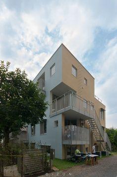 Kazunari Sakamoto:Egota House