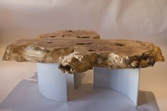 Live Edge Wood Coffee Table: Elevating Natural Materials to an Art-Wor   Autonomous Furniture