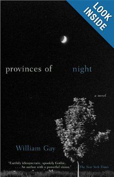Provinces of Night: William Gay