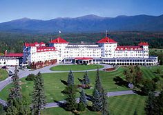 Mount Washington Hotel NH~~ #newhampshire