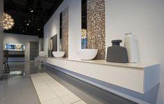 ANTONIO LUPI - arredamento e accessori da bagno - wc, arredamento, corian, ceramica, mosaico, mobili, bagno, camini, cromoterapia, legno, ac...