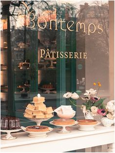Pâtisserie Bontemps - Paris