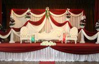 Eclipze-Eventz - Wedding Stages Wedding Stage, Public Relations, Valance Curtains, Home Decor, Decoration Home, Room Decor, Home Interior Design, Valence Curtains, Home Decoration