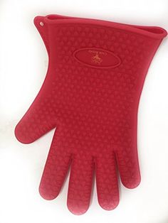 Oven Mitts – Silicone Heat Resistant Grilling BBQ Gloves for Cooking Baking Dishwasher – Safe… Tabletop Accessories, Grilling, Dishwasher, Bbq, Oven, Baking, Barbecue, Dishwashers, Barrel Smoker
