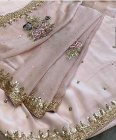 ideas for wedding dresses modern classic bridal collection Pakistani Wedding Outfits, Pakistani Dresses, Indian Dresses, Indian Outfits, Hand Embroidery Dress, Embroidery Suits Design, Party Wear Dresses, Party Wear Sarees, Wedding Dresses