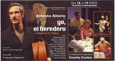 Yo el heredero, de Eduardo de Filippo. Dir. Francesco Saponaro (Andrea d'Odorico. 2012) by Performing Arts / Artes Escénicas, via Flickr