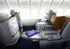 Flight report: Lufthansa New Business Class Frankfurt to Miami