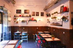 Goiko Grill, Interior design and decorations | molamogollon