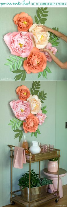 Peony POP! 🌸🌼 Summer's hitting its stride. What better way to celebrate than with a new backdrop for your living room, kitchen or summer soiree? Our paper peonies backdrop is incredible and thanks to our friends @paperpaperscom we are giving you this pattern for FREE! Get crafting here https://liagriffith.com/jumbo-peonies-backdrop/⠀⠀⠀⠀⠀⠀⠀⠀⠀ *⠀⠀⠀⠀⠀⠀⠀⠀⠀ *⠀⠀⠀⠀⠀⠀⠀⠀⠀ *⠀⠀⠀⠀⠀⠀⠀⠀⠀ #ad #spons #free #freebie #paper #papercut #papercraft #papercrafts #paperlove #diy #diyidea #diyideas #diyproject…