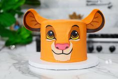 Lion Guard Birthday Cake, Jungle Theme Birthday, Lion King Birthday, 3rd Birthday Cakes, Lion Cakes, Lion King Cakes, Lion King Party, Mango Cake, Le Roi Lion