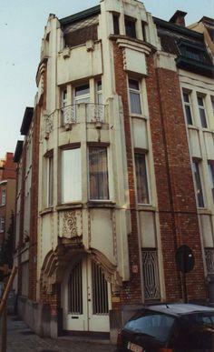 Etterbeek - Rue des Aduatiques 65 - STYNEN Léon