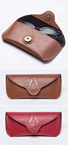 Lawn Fawn Christmas Rabbit Leather Passport Holder Cover Case Blocking Travel Wallet