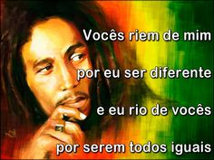 Bob Marley, Frases Reggae, O Love, Two Faces, Faith Hope Love, Some Quotes, Rap Music, Happy Thoughts, Love Songs