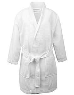 Kids Waffle Kimono Robe - Girls >>> Want additional info? Click on the image. We are a participant in the Amazon Services LLC Associates Program, an affiliate advertising program designed to provide a means for us to earn fees by linking to Amazon.com and affiliated sites.