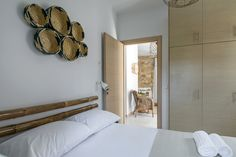 Project: Syra Suites,  Interior Design: Maria Chatzistavrou, Lime Deco,  Photographer: Fakaros George,  www.limedeco.gr
