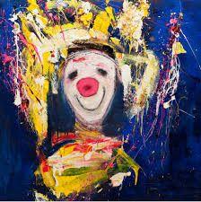 Bilderesultat for marianne aulie klovner Painting, Art, Art Background, Painting Art, Kunst, Paintings, Performing Arts, Painted Canvas, Drawings