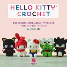Funky Finds: GIVEAWAY: Hello Kitty Crochet