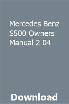 18 Best benz S-500 images in 2018 | Benz, Benz s, Mercedes Benz