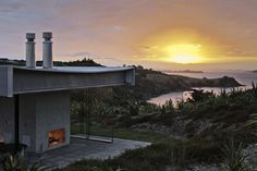 Fearon Hay island retreat house
