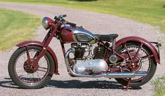 Mile Eater: 1948 Triumph Speed Twin - Classic British Motorcycles - Motorcycle Classics