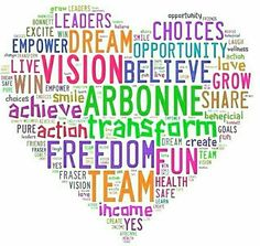 Opportunity!! I love working for Arbonne and helping others find their healthy selves :) brittanytatum.arbonne.com