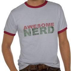 Awesome Nerd Shirt
