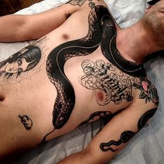 Рождённый ползать — летать не может! / All about tattoo / Tattooed Souls