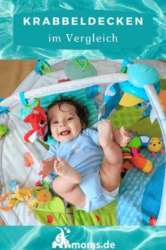 Eine #Krabbeldecke für das #Baby könnt ihr selber #nähen oder #kaufen . Es gibt tolle #Krabbeldecken für #Mädchen und #Jungen in verschiedenen Farben. Auch eine #Spieldecke mit integrierten #Spielbogen ist eine tolle Investition. Auf moms.de haben wir Krabbeldecken für euch verglichen. Baby Zimmer, Diy Inspiration, Home Decor, Boy Or Girl, Boys, Amazing, Ideas, Interior Design, Home Interior Design