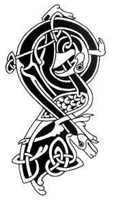 anglo saxon tattoo designs - Google Search